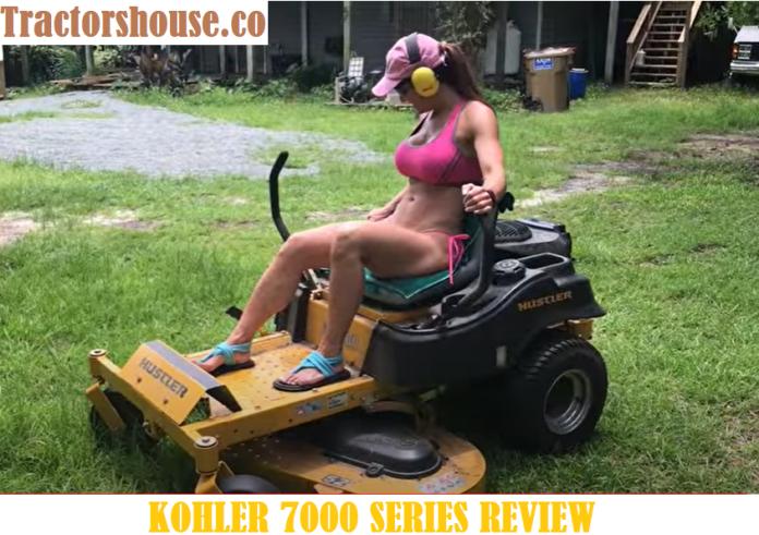 allintitle:kohler 7000 series review