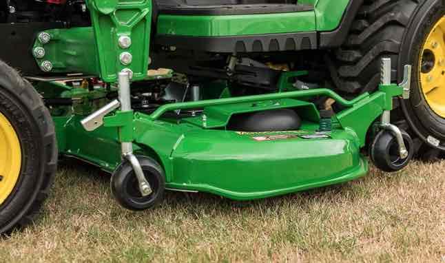 John deere 1025r australia Compact Utility Tractor Features Cab