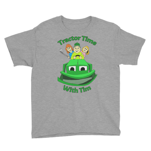 TTWT Youth Lettered Short Sleeve T-Shirt