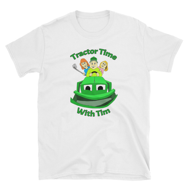 TTWT Lettered Gildan Short-Sleeve T-Shirt