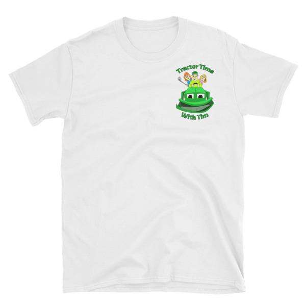 TTWT Small Lettered Logo T-Shirt