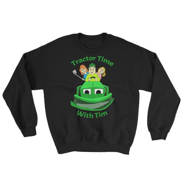 TTWT Lettered Sweatshirt