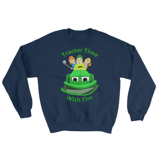 TTWT Lettered Sweatshirt