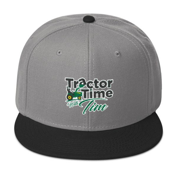 Snapback Embroidered Hat