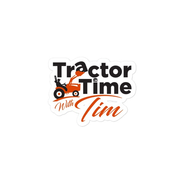 TTWT Stickers – Orange Logo