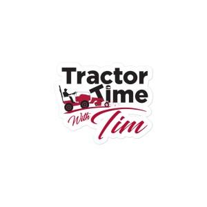 TTWT Stickers – Ventrac Logo