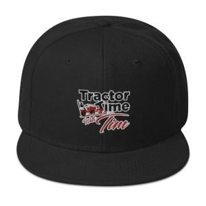 TTWT Snapback Hat – Ventrac Logo