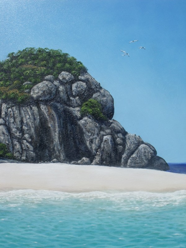 Australian Seascape Paintings Tracts4free
