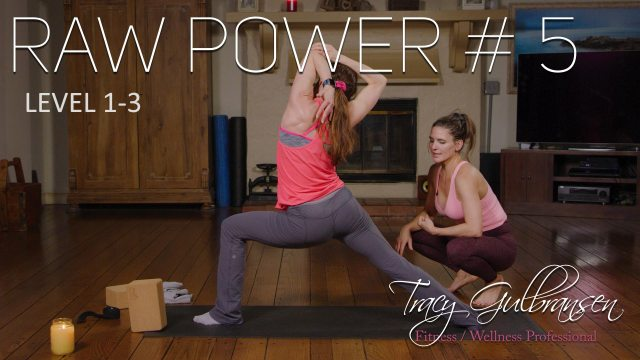 Tracy's Power Yoga