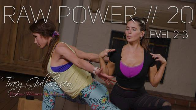Tracy Gulbransen's Power Yoga online