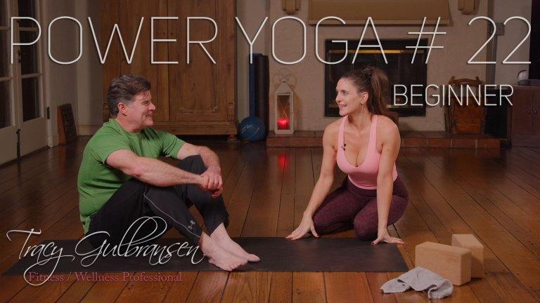 First Power Yoga Class online