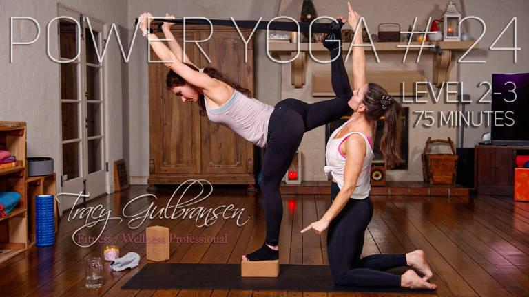 Power Yoga transform your attitude