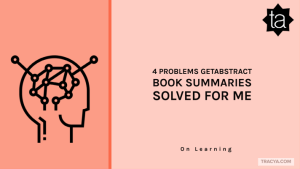 4 Problems getAbstract Book Summaries Solved for Me