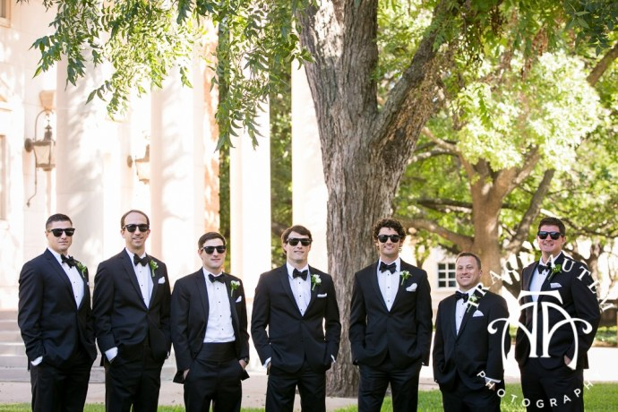 Wedding Robert Carry Chapel TCU City Club Fort Worth Sarabeth Events Tracy Autem Photography-043