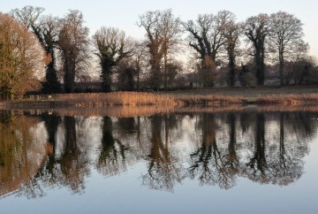 Blickling LAke National Trust Estate Norfolk