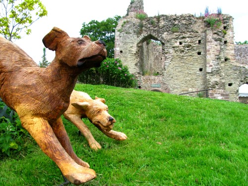 Gelert and Glyndwr are for sale at £800 apiece