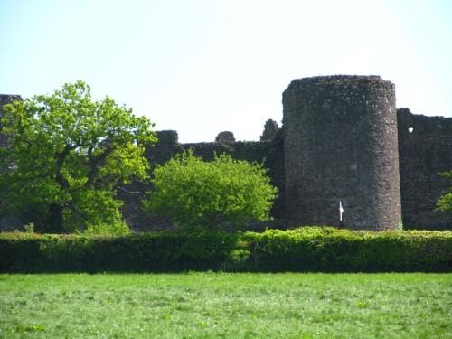 My hilltop destination, White Castle