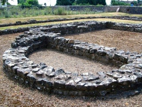 Caerwent: our last Monmouthshire castle