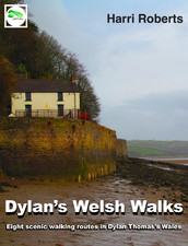 Dylan's Welsh Walks (Made for iBooks cover)