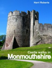 Monmouthshire castles cover for Smashwords V8
