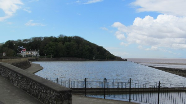 Marine Lake will be transformed if a Heritage Lottery Bid is successful
