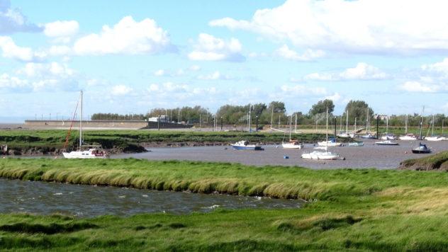 Burnham-on-sea to Bridgwater
