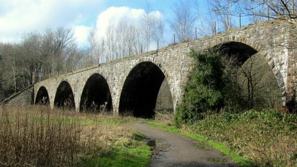 The Machen Forge Trail, Valleys Way