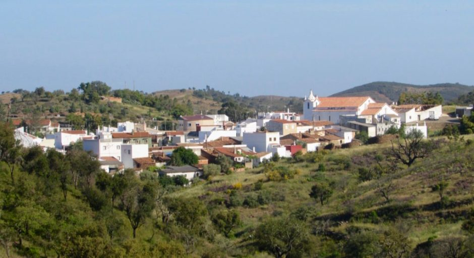 Cachopo - a typical sleepy inland village