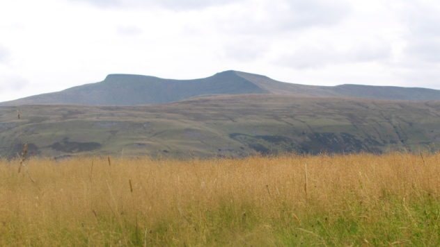 Pen y Fan & Corn Du, Brecon Beacons National Park, South Wales, UK