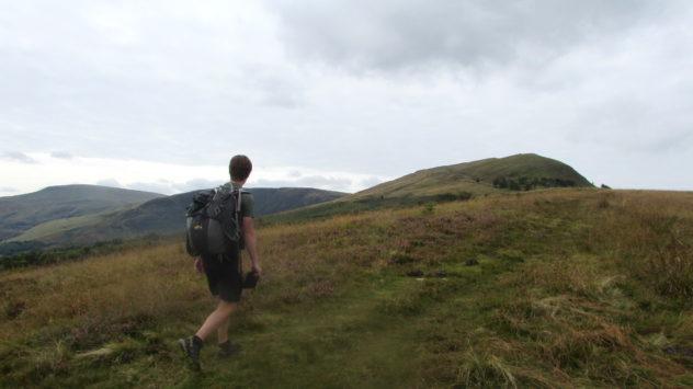 Fan Frynych, Fforest Fawr, Brecon Beacons National Park, Wales