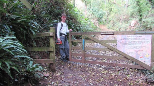 Exmoor National Park, Woodcombe, Somerset