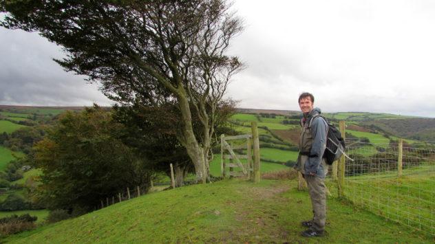 Exmoor National Park, Devon