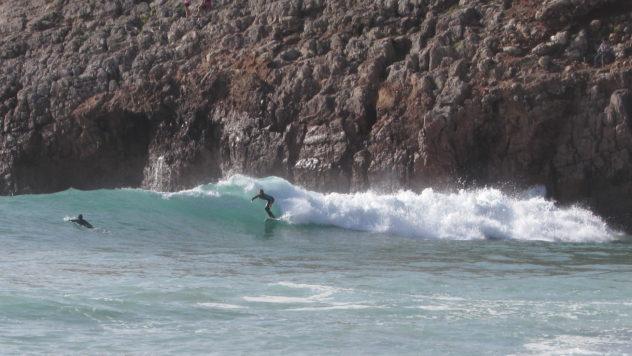 Surfing, Parque Natural do Sudoeste Alentejano e Costa Vicentina, Algarve, Portugal