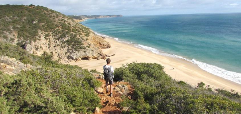 Western Algarve – Vila do Bispo to Burgau