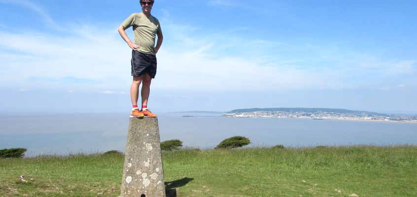 England Coast Path – Weston to Brean Down