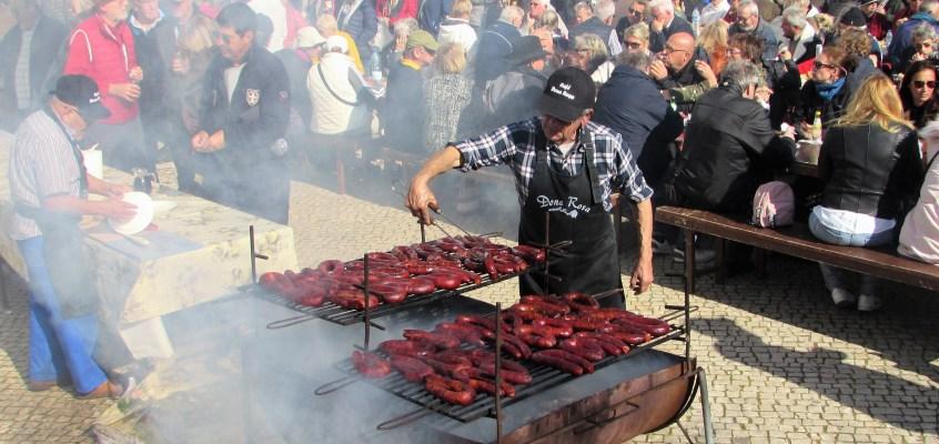 Central Algarve – Festa das Chouriças (Querença)