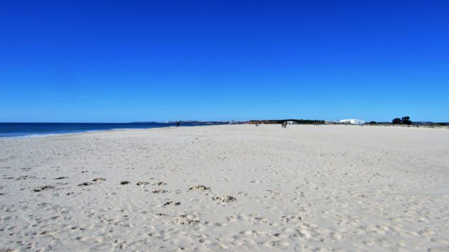 Praia da Falésia, Vilamoura, Algarve
