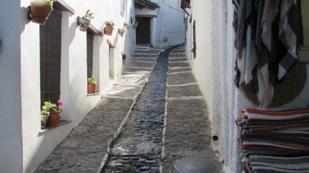 Pampaneira, Alpujarros, SIerra Nevada, Granada, Spain