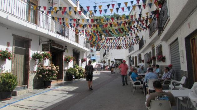 Soportujar. Alpujarras, Granada
