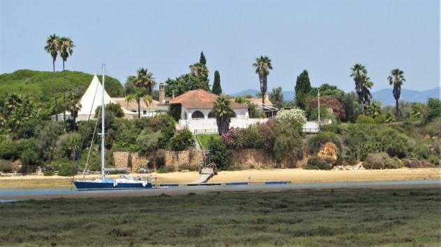 Quinta da Rocha house, Rio de Alvor, Western Algarve, Portugal