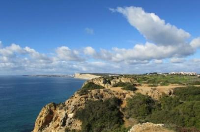 Ponta da Piedade headland, Lagos, Algarve