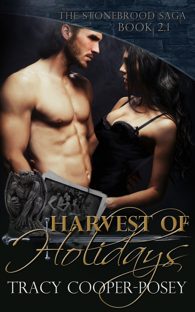 Harvest of Holidays by Tracy Cooper-Posey