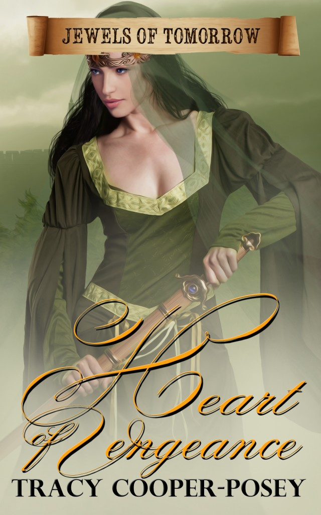Heart of Vengeance by Tracy Cooper-Posey