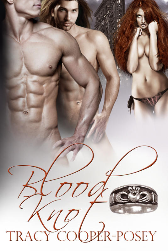 BLOOD KNOT by Tracy Cooper-Posey