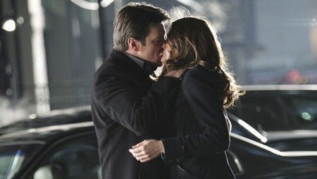 richard-castle-kate-beckett-kiss