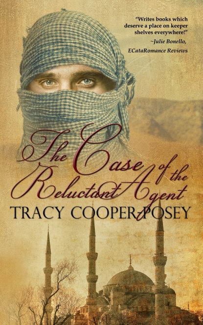 The Case of the Reluctant Agent - A Sherlock Holmes Mystery by Tracy Cooper-Posey