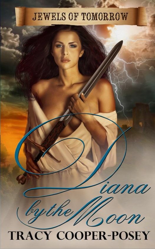 Diana by the Moon