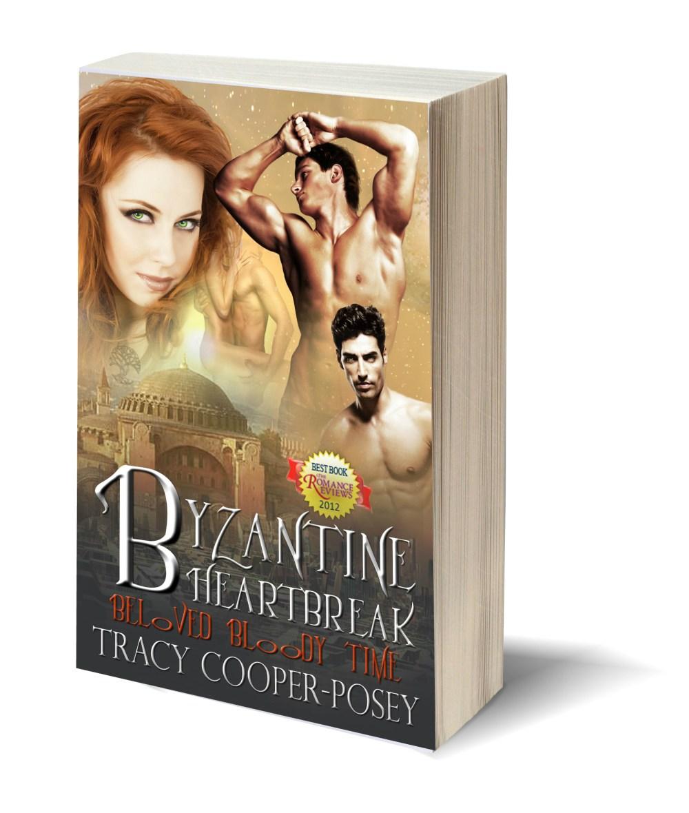Byzantine Heartbreak Cover
