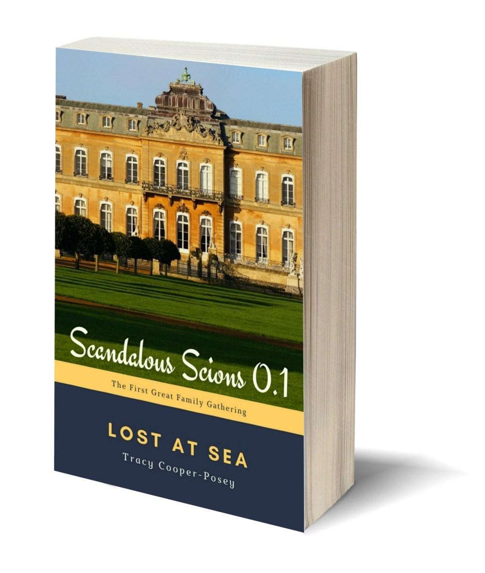 Lost at Sea Cover