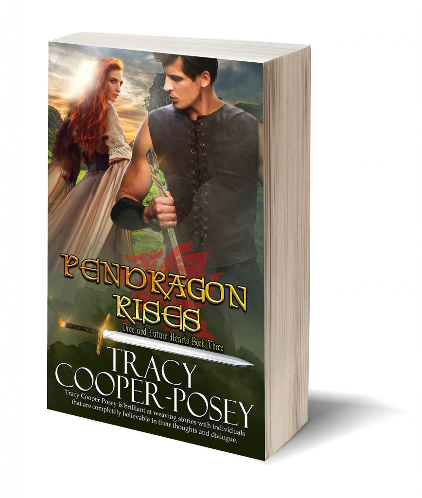 Pendragon Rises Cover